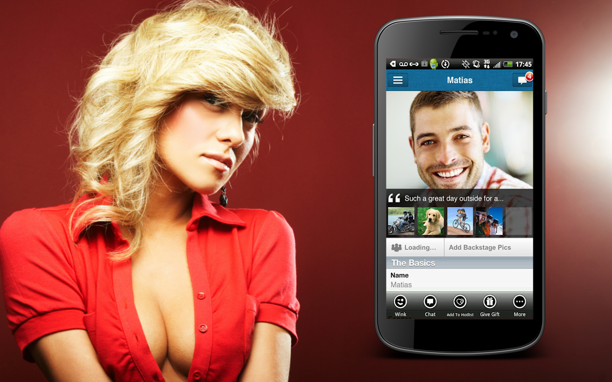 Site rencontre application android