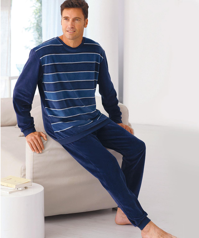 Pyjama homme je suis l 39 aise pour dormir for Pyjama homme chaud