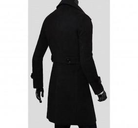 Manteau long homme, si vous êtes grand uniquement !