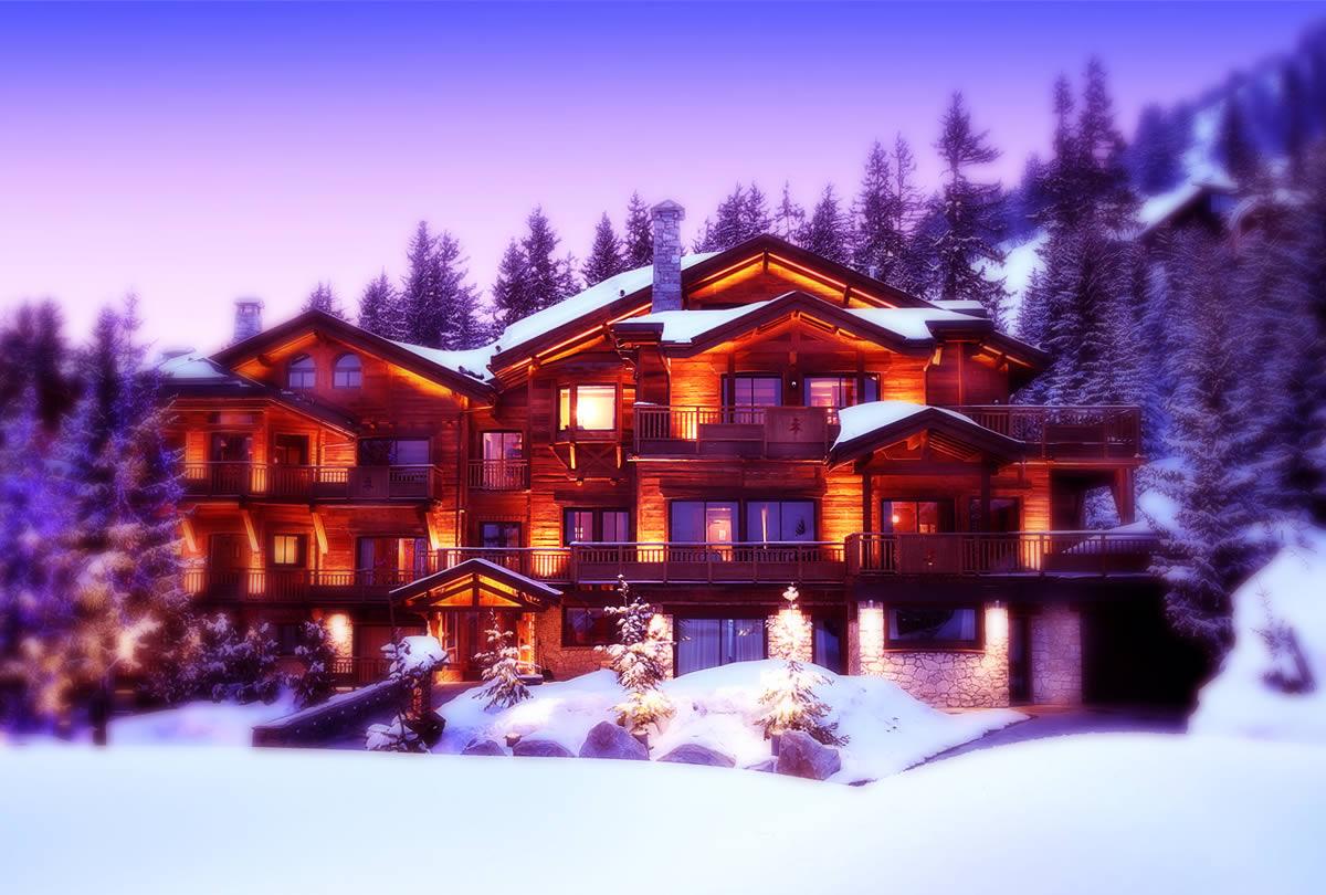Location vacances ski : choisissez un chalet dans la montagne