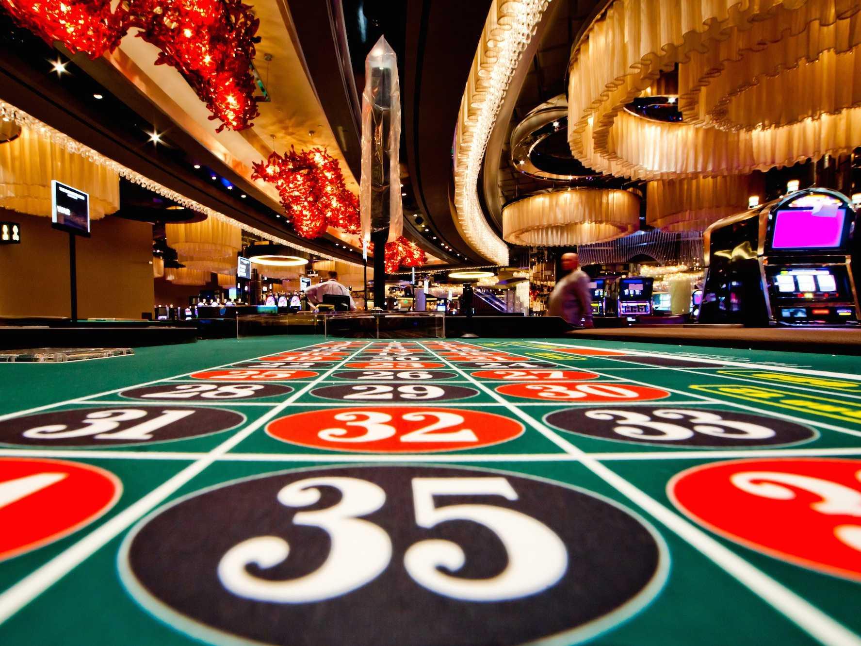 Jeux casino: les machines à sous progressives