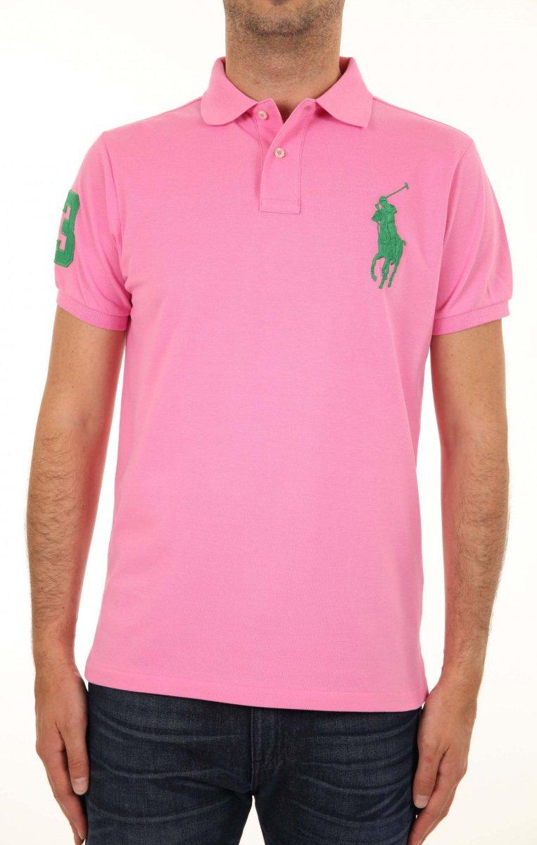 2b6a2943b1cb42 Polo homme Ralph Lauren   l élégance et le style dans un polo